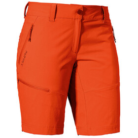 Schöffel Toblach2 Shorts Women mandarin red